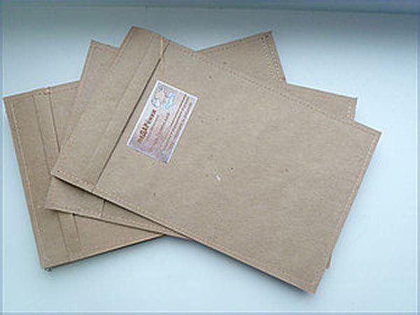 Крафт-пакеты на скорую руку   Ярмарка Мастеров - ручная работа, handmade