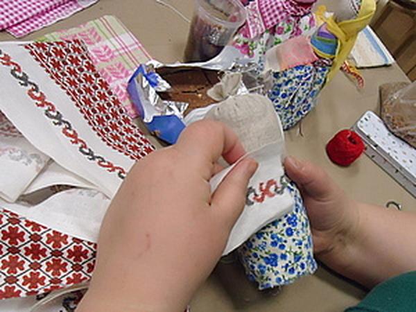Отчёт о МК по куклам