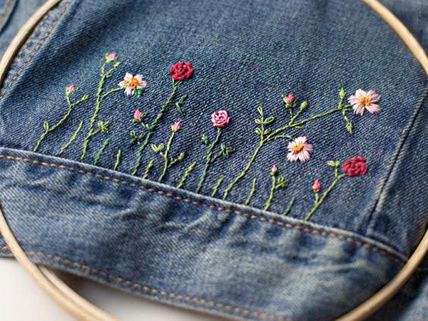 Многообразный декор джинсовых курток: 50 интересных вариантов   Ярмарка Мастеров - ручная работа, handmade