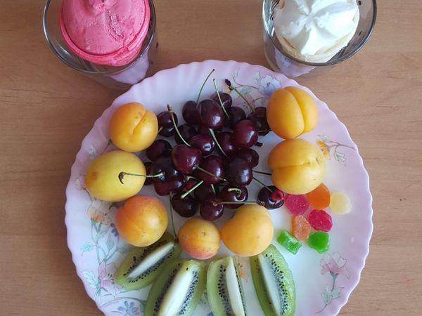 Цветное мороженое! | Ярмарка Мастеров - ручная работа, handmade
