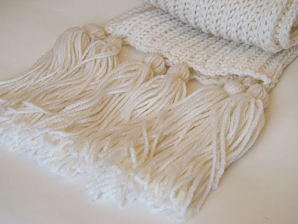Дарите шарфы | Ярмарка Мастеров - ручная работа, handmade