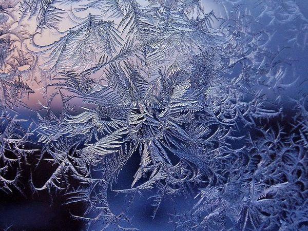 Имитируем художества природы: секреты «морозного узора» в витражной росписи стекла | Ярмарка Мастеров - ручная работа, handmade