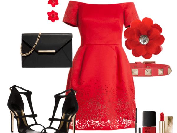 6264f754d78 С чем носить и сочетать красное платье-футляр – Ярмарка Мастеров