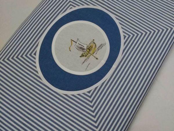 Покрывало из коллекции  «Регата» | Ярмарка Мастеров - ручная работа, handmade
