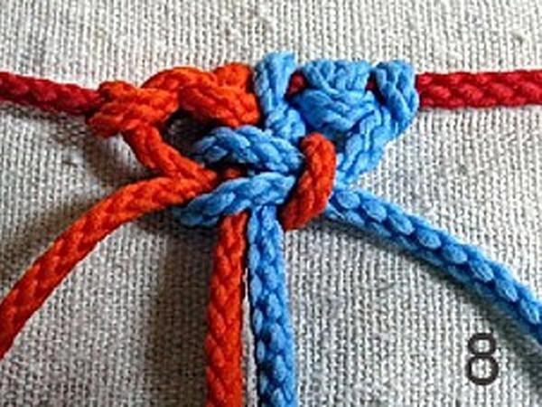 Макраме: базовые узлы | Ярмарка Мастеров - ручная работа, handmade