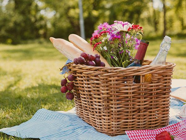 Пикник по-французски: как самому устроить незабываемый отдых, не выезжая за границу | Ярмарка Мастеров - ручная работа, handmade