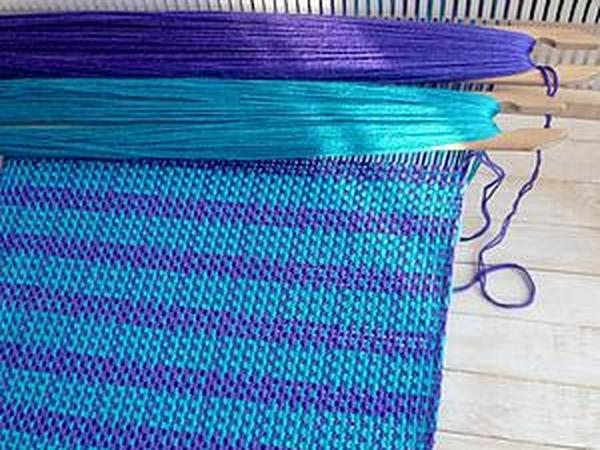 Виды ручного ткачества | Ярмарка Мастеров - ручная работа, handmade
