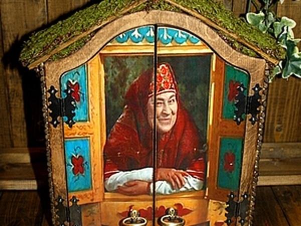 Делаем «сказочную» ключницу | Ярмарка Мастеров - ручная работа, handmade
