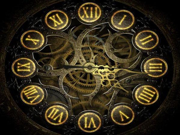 Характеристика по Часу Рождения человека | Ярмарка Мастеров - ручная работа, handmade