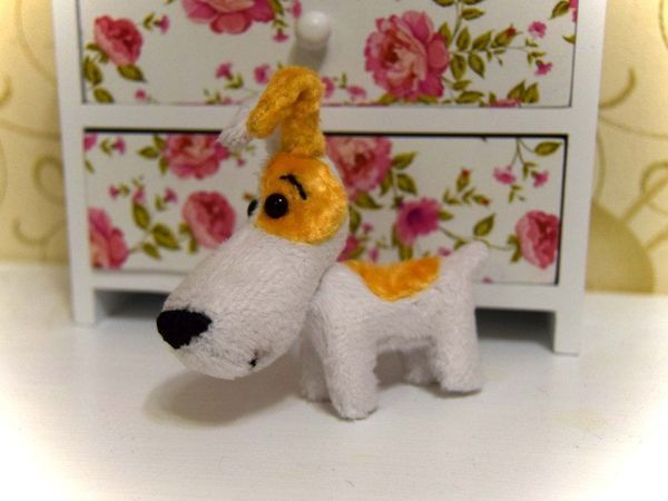 Шьём очаровательного пёсика Рекса | Ярмарка Мастеров - ручная работа, handmade