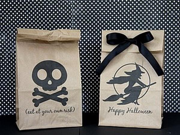 Halloween специальная акция. Футболка+подарочный пакет. | Ярмарка Мастеров - ручная работа, handmade