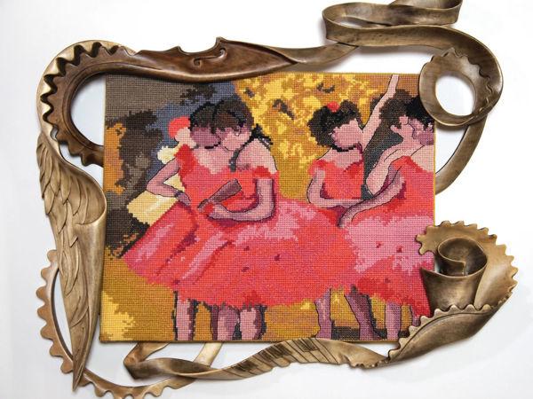 Дуэт иглы и стамески | Ярмарка Мастеров - ручная работа, handmade