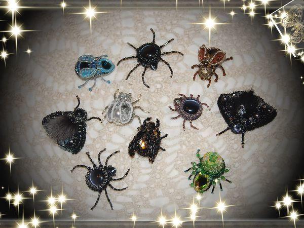 Нашествие насекомых | Ярмарка Мастеров - ручная работа, handmade