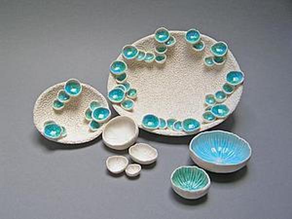 Ажурная керамика Mairi Stone | Ярмарка Мастеров - ручная работа, handmade