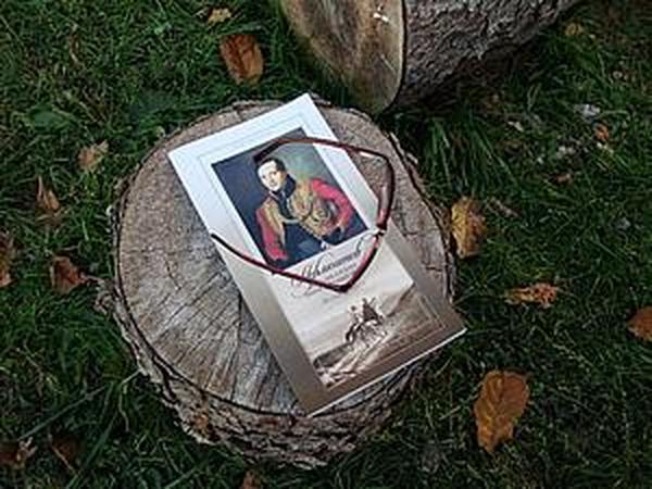 Мир, в котором я вяжу. Пятигорск. 200-летие М.Лермонтова. | Ярмарка Мастеров - ручная работа, handmade