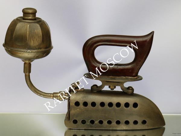 РЕДКОСТЬ Утюг спиртовой антикварный 25 | Ярмарка Мастеров - ручная работа, handmade