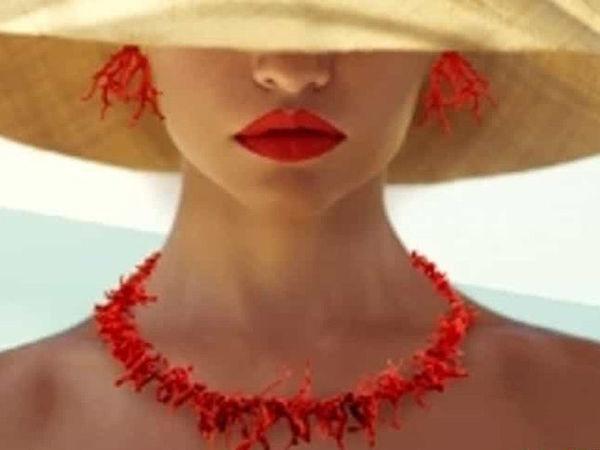 Стоимость изделий из коралла | Ярмарка Мастеров - ручная работа, handmade