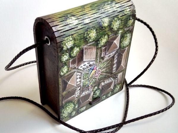 Делаем миниатюрную сумочку | Ярмарка Мастеров - ручная работа, handmade