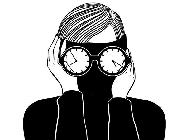 Иллюстрации состояний художницы Хенон Ким   Ярмарка Мастеров - ручная работа, handmade