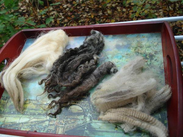 мои эксперименты с новозеландской шерстью | Ярмарка Мастеров - ручная работа, handmade