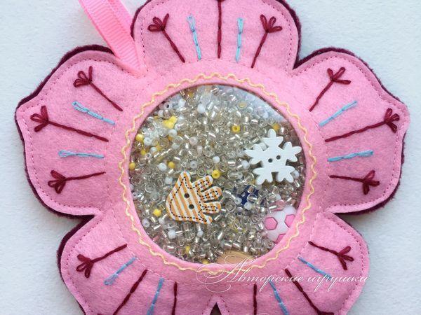 Шьём развивающую игрушку-искалочку «Цветочек» | Ярмарка Мастеров - ручная работа, handmade