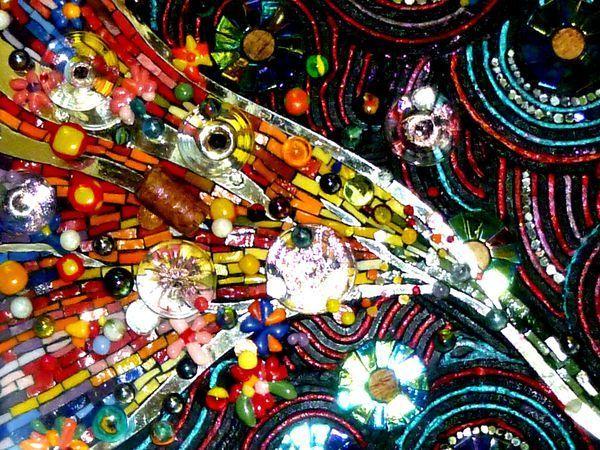 Из чего собирают современную мозаику   Ярмарка Мастеров - ручная работа, handmade