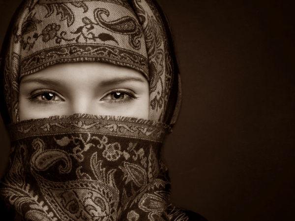 Почему женщины носят платок на голове | Ярмарка Мастеров - ручная работа, handmade
