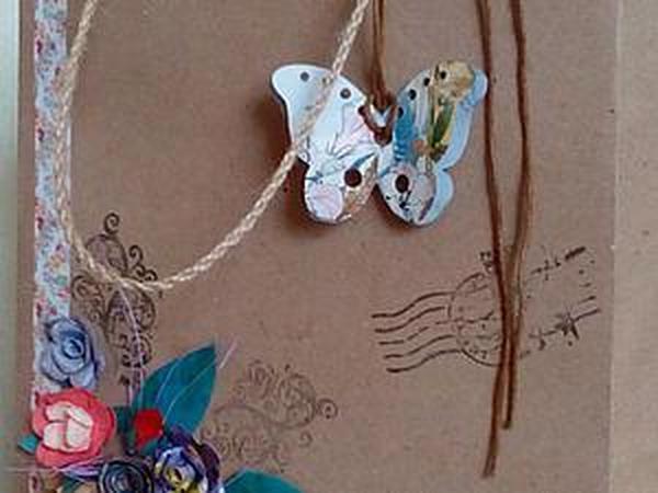 Моим покупателям - подарочная упаковка для моих работ. | Ярмарка Мастеров - ручная работа, handmade