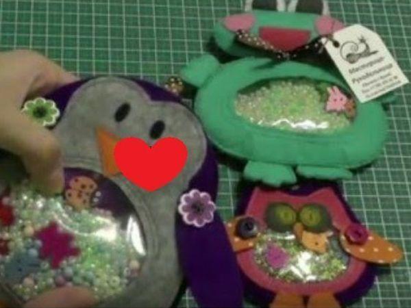 Шьем искалочку для детей   Ярмарка Мастеров - ручная работа, handmade
