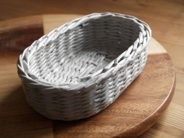 Мастер-класс  «Плетение корзинок из газет» | Ярмарка Мастеров - ручная работа, handmade