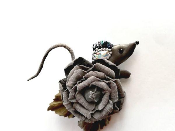 Роза мышка, где ты?!   Ярмарка Мастеров - ручная работа, handmade