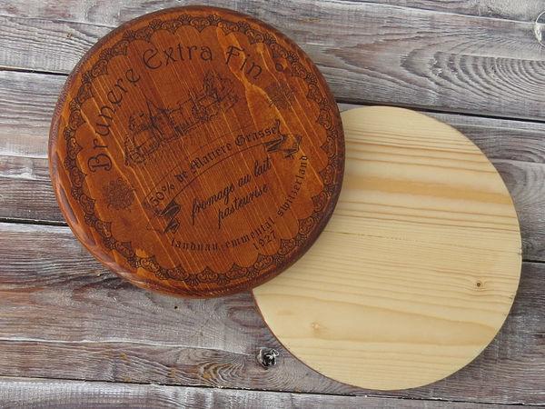 Быстрый декор сырной досочки | Ярмарка Мастеров - ручная работа, handmade