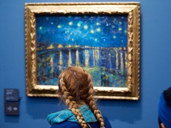 Вот так совпадение: фотограф Стефан Драшан обнаружил удивительное сходство картин и ценителей искусства | Ярмарка Мастеров - ручная работа, handmade