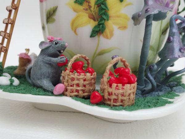 Маленькая сказка | Ярмарка Мастеров - ручная работа, handmade