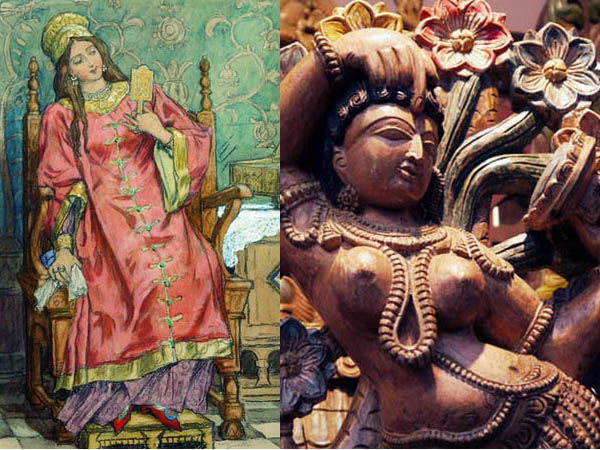 «Remember the time»:  удивительная схожесть русских и индийских древних традиций | Ярмарка Мастеров - ручная работа, handmade