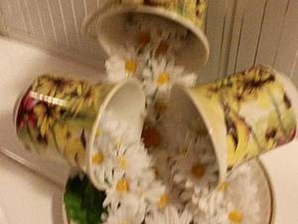 Мастер-класс: три летящих чашки   Ярмарка Мастеров - ручная работа, handmade