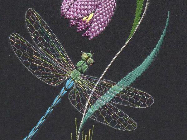 Достояние Англии — изысканная вышивка гладью Helen M. Stevens   Ярмарка Мастеров - ручная работа, handmade
