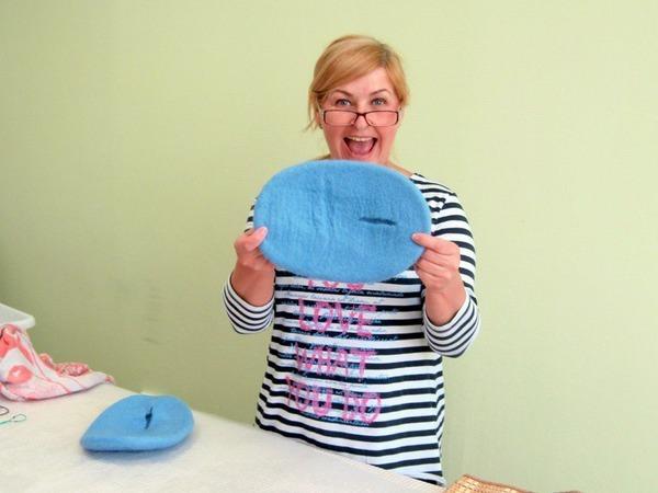 Фото-отчет о прошедших МК по валянию туфелек. | Ярмарка Мастеров - ручная работа, handmade