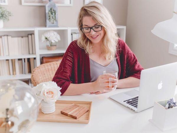 Комфортное рабочее место за 15 минут: 8 простых пунктов, которые вы сможете выполнить прямо сейчас | Ярмарка Мастеров - ручная работа, handmade