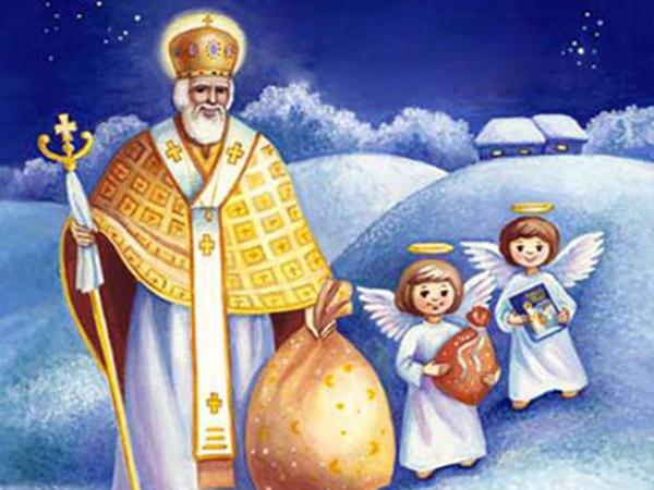 В ожидании ЧУДА  или Святой Николаевич..... | Ярмарка Мастеров - ручная работа, handmade