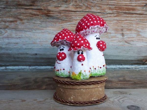 Делаем шкатулку-игольницу «Веселая полянка» | Ярмарка Мастеров - ручная работа, handmade