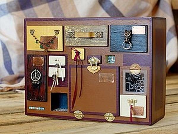 Ящик для Необычных Вещей | Ярмарка Мастеров - ручная работа, handmade