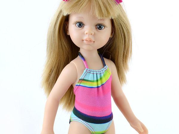 Купальники для кукол Paola Reina | Ярмарка Мастеров - ручная работа, handmade