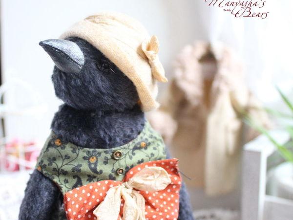 Дамочка. Грачи прилетели)   Ярмарка Мастеров - ручная работа, handmade
