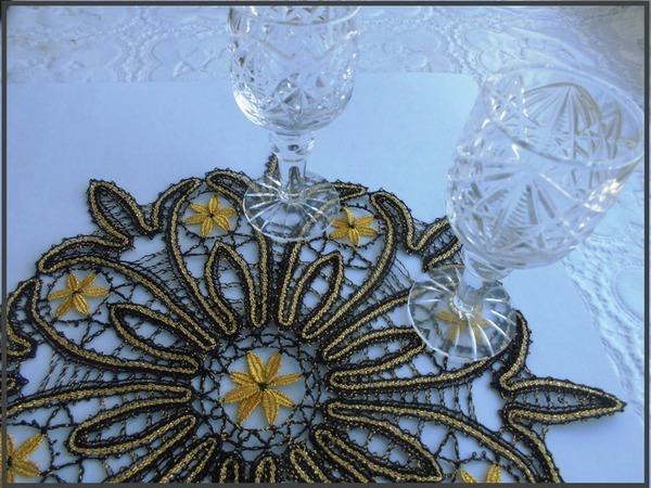 Королевская лилия или кружево по заказу | Ярмарка Мастеров - ручная работа, handmade