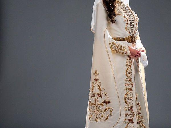 Грузинский женский свадебный костюм   Ярмарка Мастеров - ручная работа, handmade