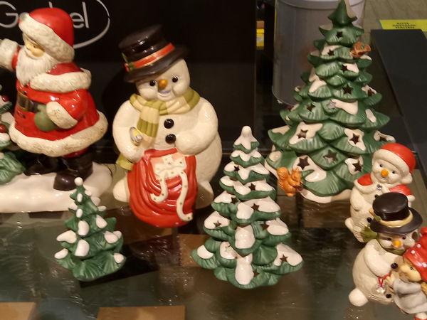 Рождественский фарфор | Ярмарка Мастеров - ручная работа, handmade
