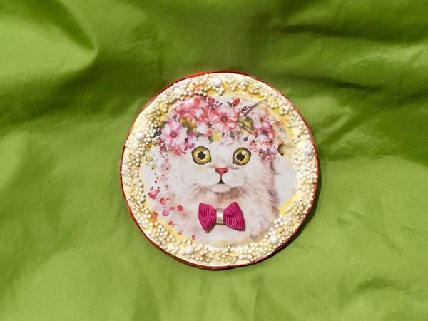 Creating Cute Cat | Livemaster - handmade