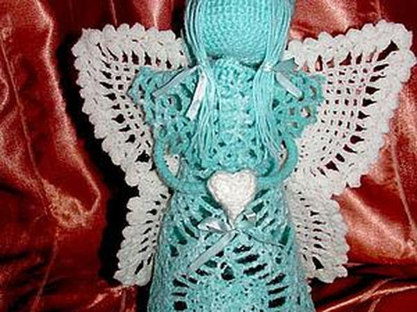 Ангелы приносят счастье! | Ярмарка Мастеров - ручная работа, handmade
