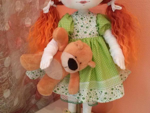 Куколка в подарок счастливчику!!! | Ярмарка Мастеров - ручная работа, handmade